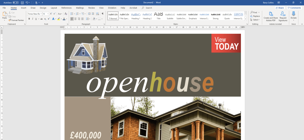 best Microsoft Word features