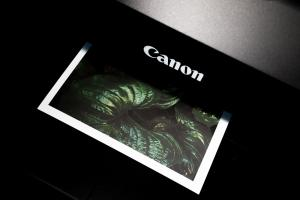 Canon printer settings