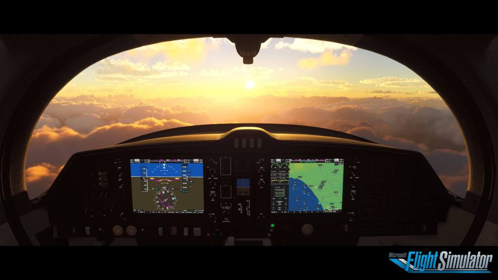 Flight Simulator 2020: Flight Deck