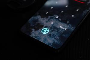 Halifax app fingerprint