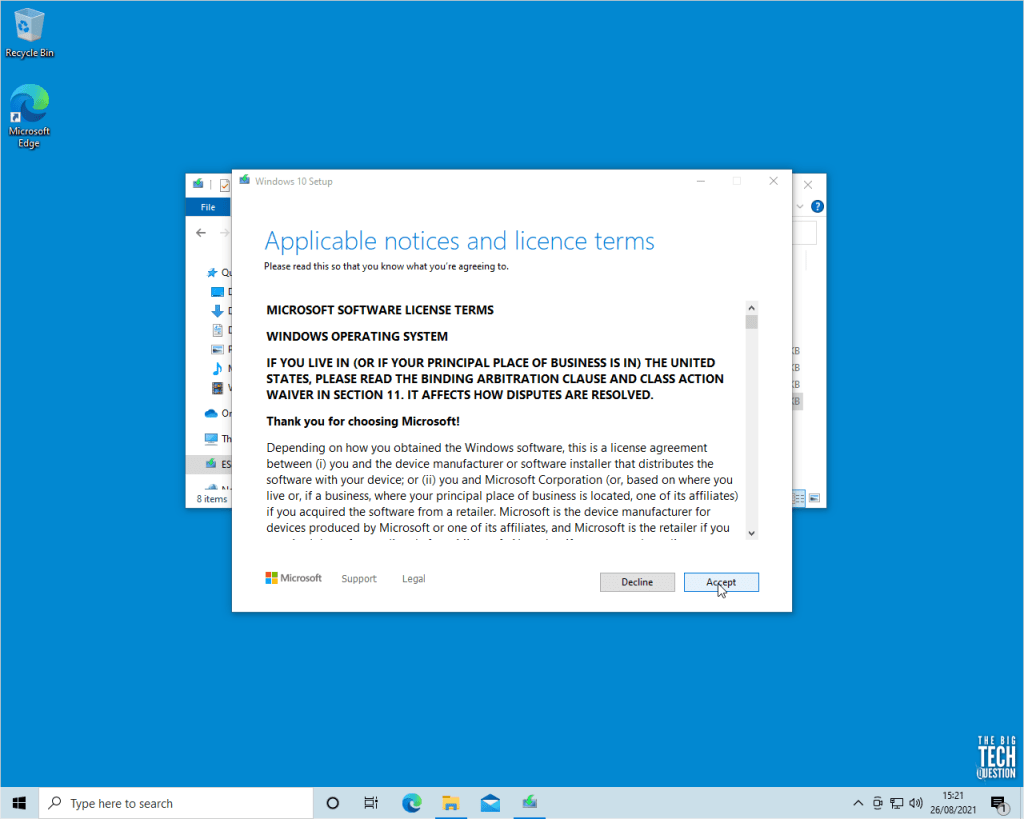 Repair Windows 10 whilst keeping all apps and data