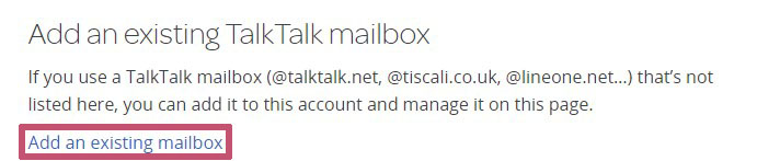 Why is my Tiscali email not working anymore