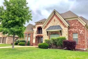 Huge Prosper Home for Sale