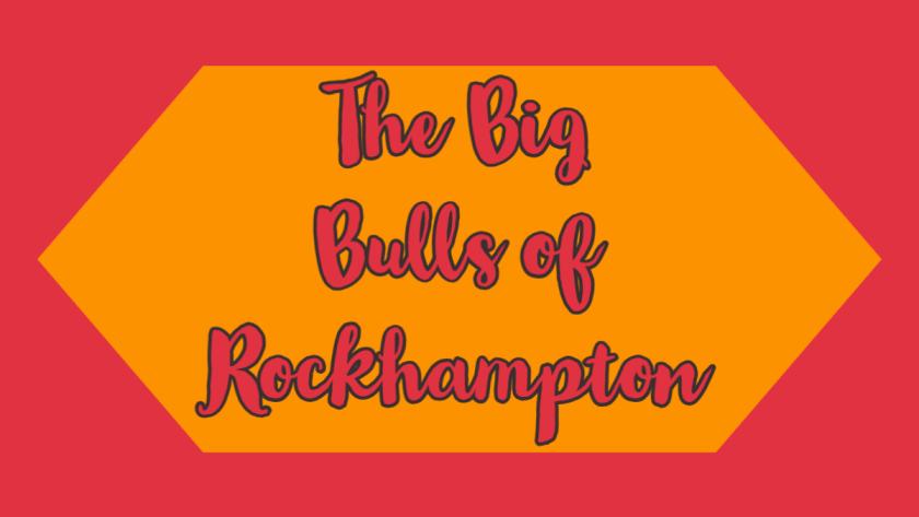 The Big Bulls of Rockhampton