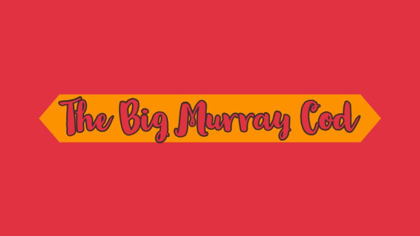 The Big Murray Cod