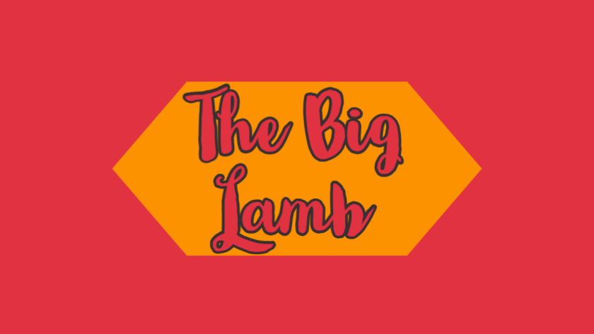 the big lamb