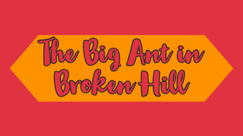 the big ant in broken hill