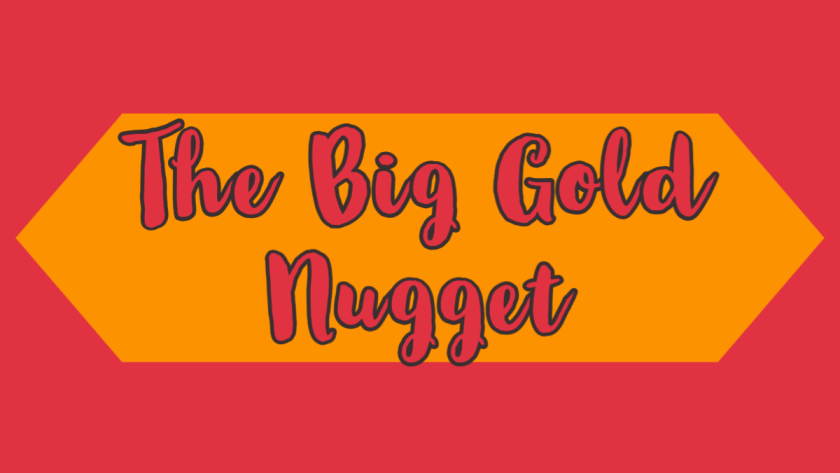 Featured Image for the big gold nugget