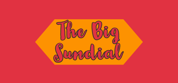 Featured image for the big sundial