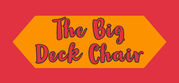 Featured image for the big deck chair