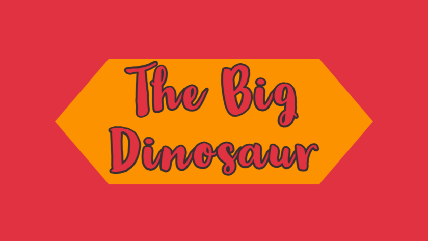 Featured image for the big dinosaur