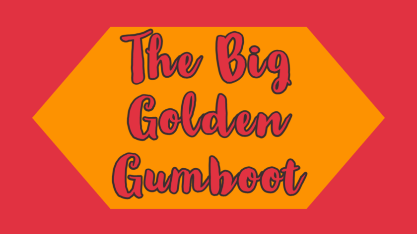 Featured image for The Big Golden Gumboot
