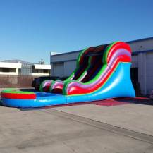 16 Foot Water Slide