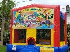 Happy Birthday Modular Bouncer