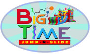 Big Time Jump N Slide