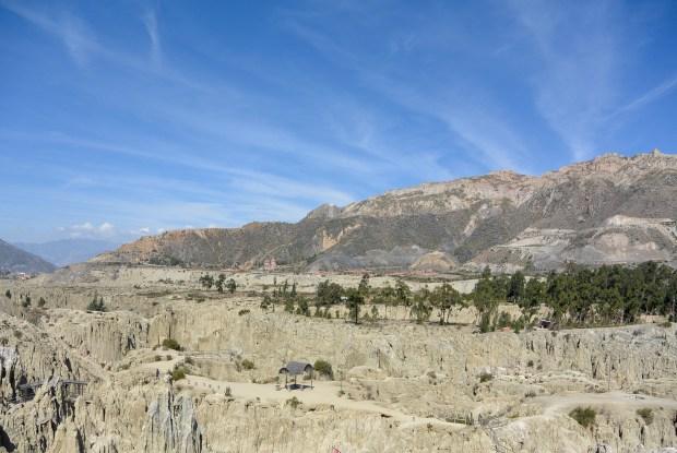 Moon Vally, La Paz