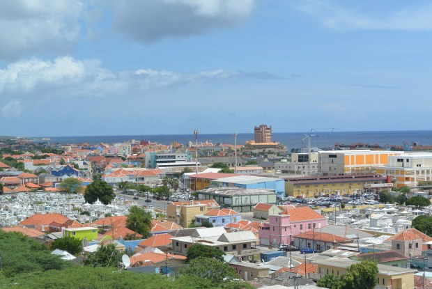View of Willemstad