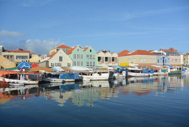 Floating Market Willemstad, Curacao
