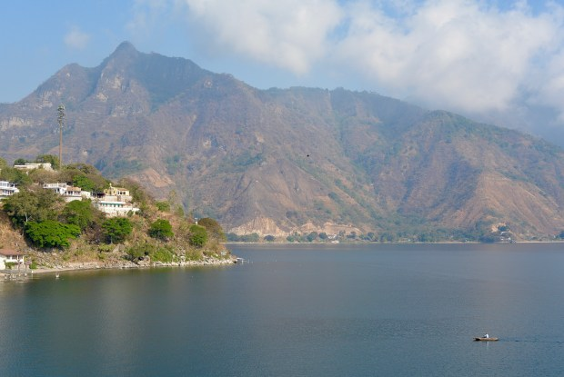 Indian Nose, Lake Atitlan, Guatemala