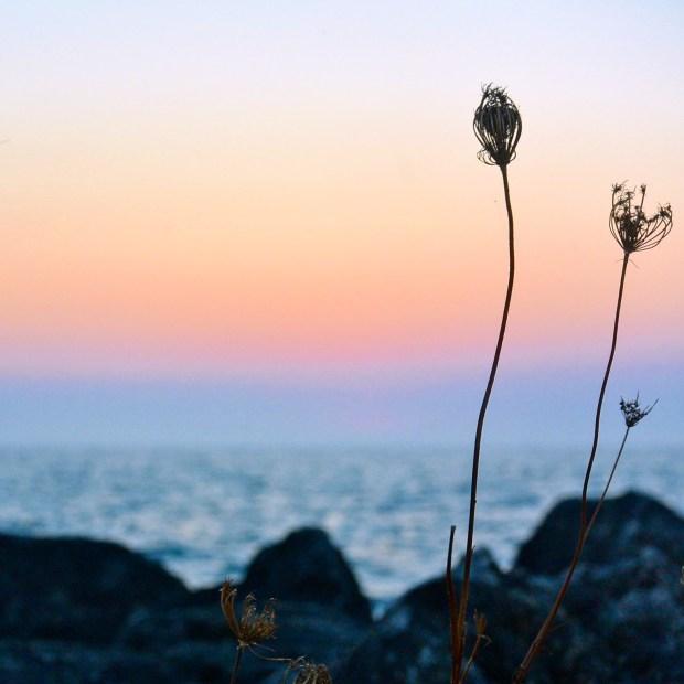 Sunset in Port Elgin