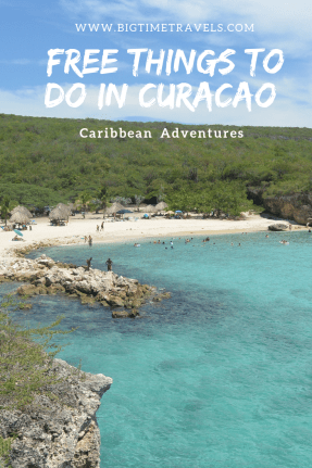 Free Things Curacao Pin