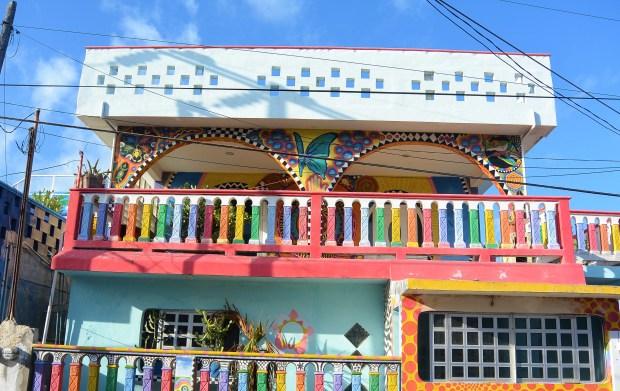Crayola House, Isla Mujeres