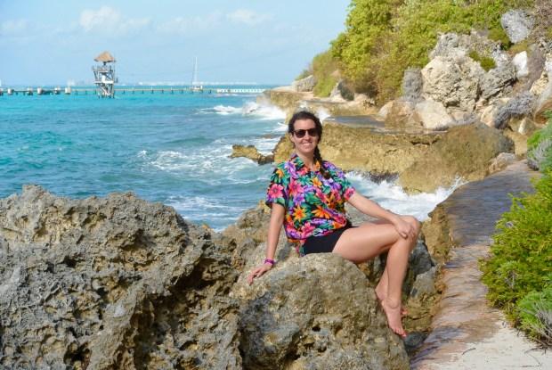 Brittany @ Punta Sur