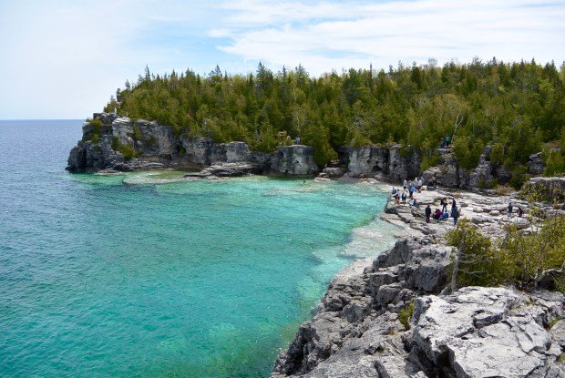Indian Cove, Tobermory
