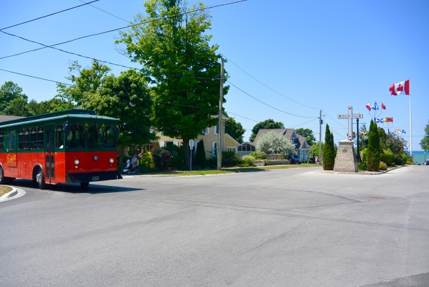 Saugeen Shores Trolley