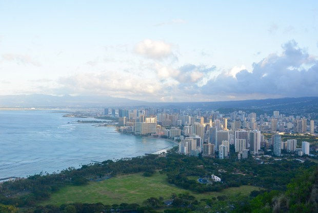 Diamond Head Hike on Oahu