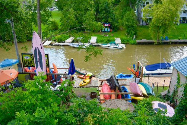 River Adventures in Grand Bend