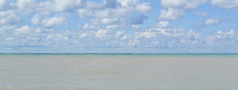 Bayfield Pier Beach