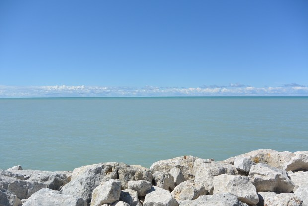 Goderich Main Beach