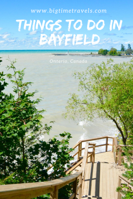 Things to do in Bayfield Pin
