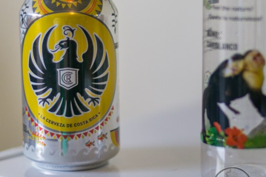 A can of Imperial beer in Costa Rica   BIG tiny World Travel