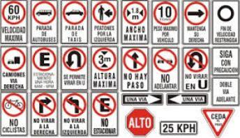 RoadSignsCostaRica