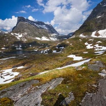 Norwegian Alpine Lake