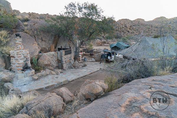 Nambigrens Campsite
