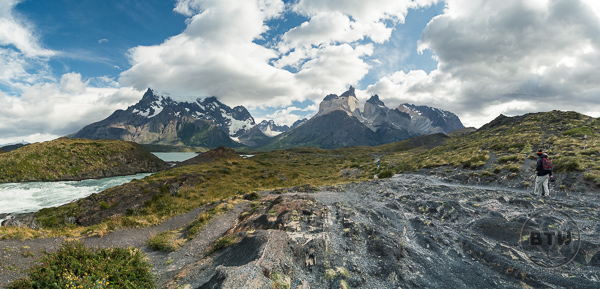 One of the many stunning views in Torres Del Paine National Park
