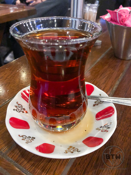 Cay - Turkish tea