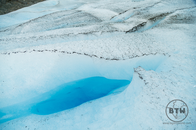Perito Moreno Glacier Pool