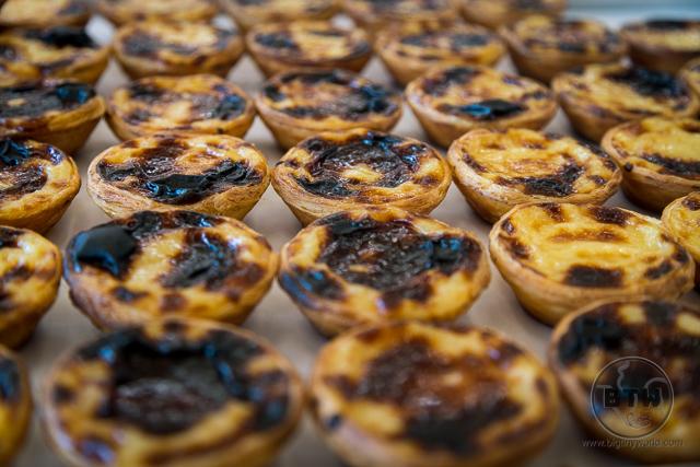 Pasteis de Nata in Porto, Portugal