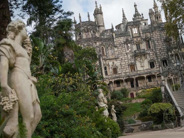 Quinta de Regaliera in Sintra, Portugal