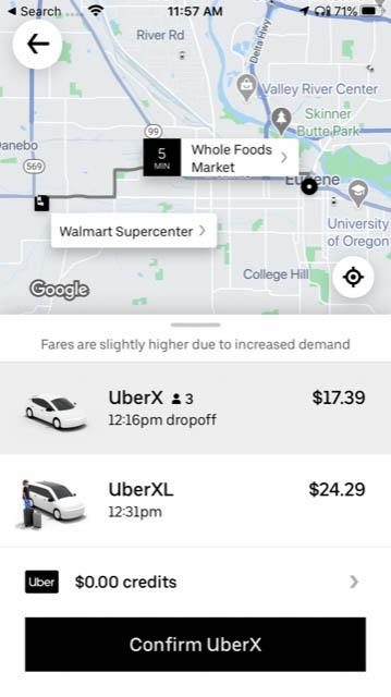 Uber - Best Apps