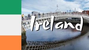 Destinations - Ireland