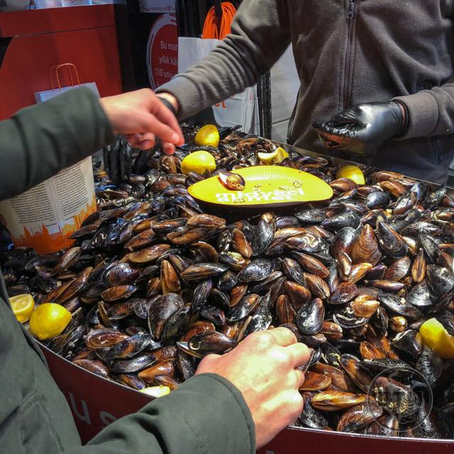 Fresh Seafood Istanbul