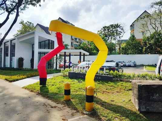 Air Dancer Rental Singapore