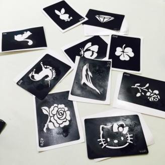 Airbrush Tattoo Designs