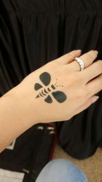 Airbrush Tattoo for hire