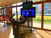Alien Shooting Arcade Rental